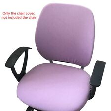 Newest Swivel Chair Cover Office Home Computer Seat Decor Armchair Protector