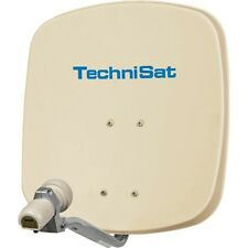Technisat DigiDish 45 + Single LNB Beige Sat/Installation SAT Antenne Schüssel