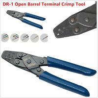 Open Barrel Automotive Terminal crimp Wiring Harness Terminals crimping tool