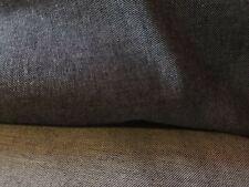 tissu jean semi epais bleu coton vendu au metre