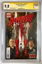 DAREDEVIL END OF DAYS #3 CGC SS 9.8 SIGNED BILL SIENKIEWICZ