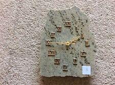 Pendule sur plaque de marbre Décoratif vintage (3)