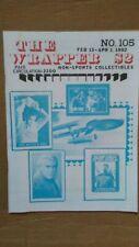 The Wrapper magazine #105 February 1992 STAR TREK cover EX condition