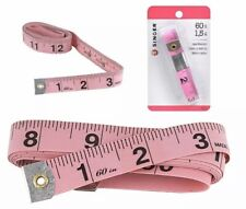 Flexible Vinyl Singer 60-Inch Cloth Tape Measure Sewing Tailors Measuring
