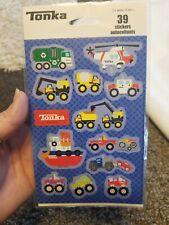 New listing New pack Journal Scrapbook Craft Stickers Boys prince kids baby trucke car Tonka