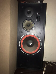 Cerwin Vega Speaker Ls10 Single Speaker