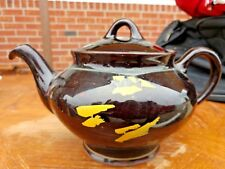 Vintage Royal Canadian Art Pottery Teapot