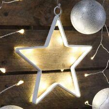 LED Dekostern Stern Weihnachtsdeko Weihnachtsstern beleuchtet Adventsstern Licht