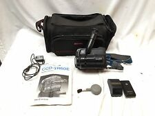 SONY CCD-TR60 HANDYCAM Camcorder & Bag Bundle for spares or repairs
