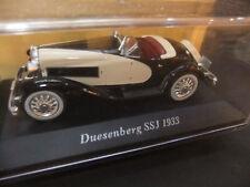 Duesenberg SSJ  -1933- 1:43 Modellauto / Die-cast OVP#762