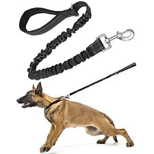 70cm Anti Shock Dog/Puppy Lead Training/Walking Strong Leash Pull/Extend/Absorb