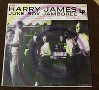 "Vintage 1955 Harry James ""Juke Box Jamboree"" LP - Columbia Records (CL-615) EX+"