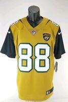 $150 Nike NFL Jags #88 Allen Hurns Football Jersey Mens Size Medium Jacksonville