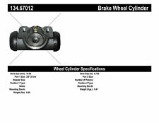 Premium Wheel Cylinder-Preferred fits 1984-1995 Plymouth Voyager Grand Voyager