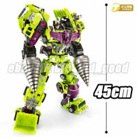 JINBAO GT Devastator 6in1 Engineering Big45cm Oversized Action Figure Collection