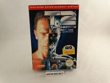 TERMINATOR 2 JUDGMENT DAY NINTENDO NES 8 BIT PAL A ITA ITALIANO GIG COMPLETO