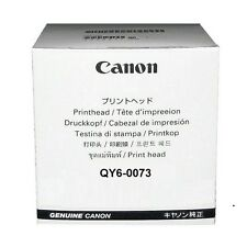QY6-0073 Canon original tête d'impression iP3600 iP3680 MP540 MP560 MP558 MP568 MP620