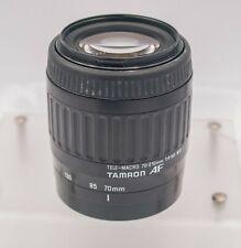 Tamron 70-210mm F4-5.6 Tele-Macro Minolta Maxxum Sony Alpha SLR Camera Zoom Lens
