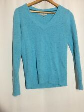 Old Navy Womens Long Sleeve Pullover Sweater Light Blue Size XS