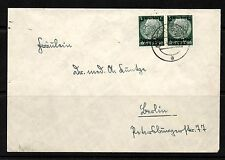 Handstamped Cover European Stamps