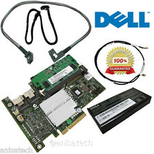 "DELL POWEREDGE R710 2.5"" DELL PERC H700 SAS SATA 6G 512MB RAID BATTERY CABLE KIT"
