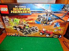 Lego DC Comics Super Heroes Batman Scarecrow Harvest  of Fear Set 76054 - 563
