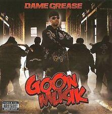 Goon Musik [PA] by Dame Grease (CD, May-2008, Babygrande Records) NEW