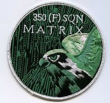GENERAL DYNAMICS F-16 FIGHTING FALCON INSIGNIA: BELGIAN AF 350(F) SQN MATRIX