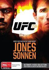 UFC 159: World Light Heavyweight Championship - Jones vs Sonnen DVD NEW