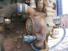 Detroit Diesel Series 60 12.7 11.1 Water Pump Peterbilt Kenworth IH Freightliner