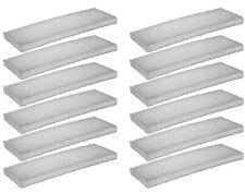 12 Foam/Sponge Filter Media Pads For Fluval U3