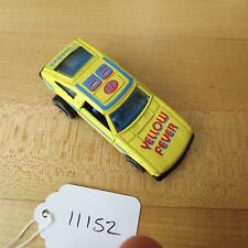 Vintage Matchbox 1981 Celica Gt Yellow Fever toy car (Lot#11152)