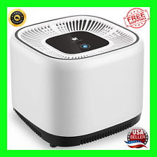 Air Purifier w/True Hepa Heavy Odors Filter Large Room 3 Stage Cleaner Portable