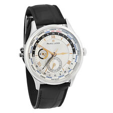 Maurice Lacroix Masterpiece Tradition Worldtimer Men's Watch MP6008-SS001-110