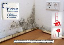 Phoenix-Enzymreiniger Schimmel entferner,Schimmelmittel,Schimmelstop ab 1 Liter