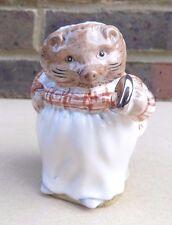 BESWICK Beatrix Potter Figurine - Mrs Tiggy Winkle Gold Edition BP-9b