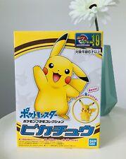 Japanese Pokemon Official Toy Figure - plastic model kit Plamo Bandai PIKACHU
