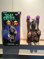 Clean Working Tales From The Crypt Electric Chair Crypt Keeper 1996 Trendmasters