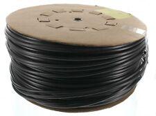 "3/8"" Diameter x 1,000' Chemical Tubing - UV Black - by Chemworld"