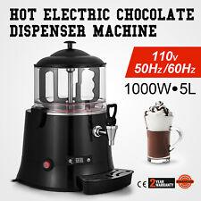 Hot Chocolate Machine Chocolate Beverage Dispenser 5L Hot Chocolate Maker