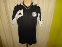 FC Schalke 04 Adidas Spieler Champions League Training Trikot 2013/14 Gr.M