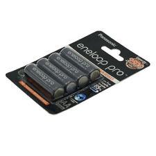 4PCS x Panasonic Eneloop Pro 2450mAh AA High Capacity Rechargeable Batteries NEW