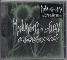 THE SMASHING PUMPKINS MONUMENTS TO AN ELEGY BRAND NEW SEALED CD 2015