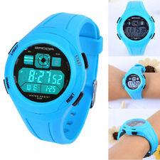 Outdoor Multifunction kid Child/Boy's Sports LED Digital Watch Watch Waterproof