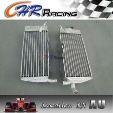 aluminum radiator For 88-89 Honda CR250 CR250R 88 89 1988 1989