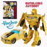 New Transformers Cyber Battalion Bumblebee Voyager Action Figures Robot Car Toy