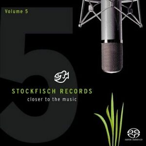 Stockfisch Records - Closer To The Music Vol. 5 / SACD (Multichannel)