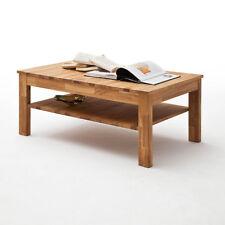 Couchtisch Fabian Beistelltisch Tisch Wohnzimmertisch in Wildeiche massiv 104 cm