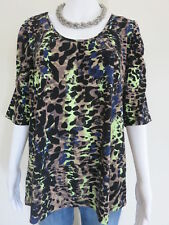 SUZANNE GRAE Top Size 16/18 Short Sleeve BUY 4 or more items 4 FREE POST
