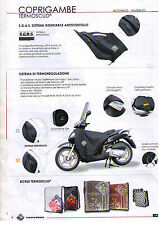 TERMOSCUD R080-N PER YAMAHA X-MAX 125/150 DAL 2010 AL 2013  MBK SKYCRUISER 125/2